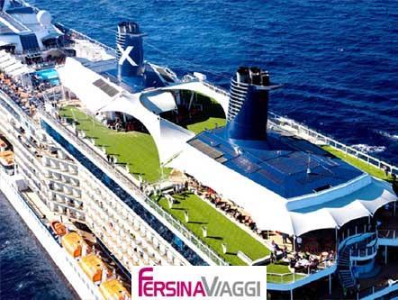 Nave da crociera celebrity reflection cruise
