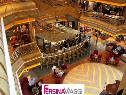 Costa magica le offerte viaggi ed itinerari relativi for Costa magica immagini