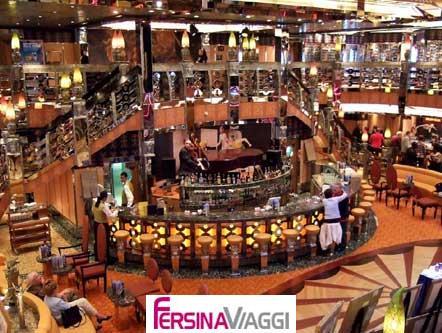 Costa mediterranea le offerte viaggi ed itinerari for Costa mediterranea ponti