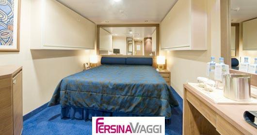 Da Perugia La Cabina Armadio Interattiva : Msc magnifica le offerte viaggi ed itinerari relativi alla nave
