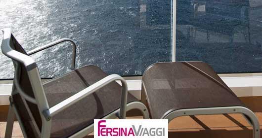 Da Perugia La Cabina Armadio Interattiva : Msc seaview le offerte viaggi ed itinerari relativi alla nave