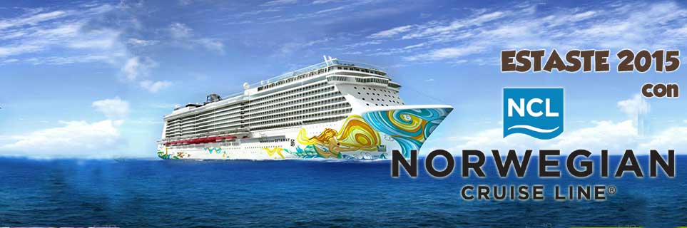 estate 2015 con Norwegian Cruise