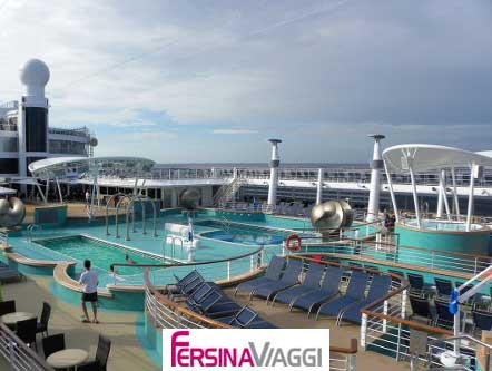 NORWEGIAN EPIC - piscine