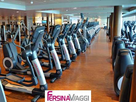 NORWEGIAN EPIC - palestra