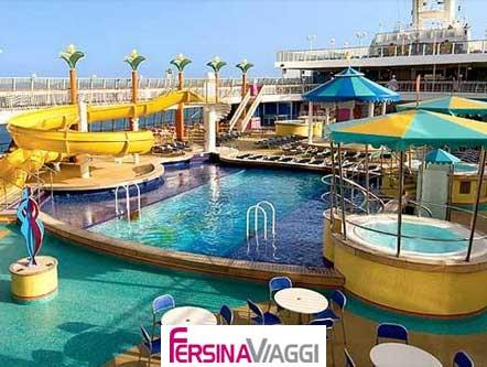 NORWEGIAN JEWEL - piscine