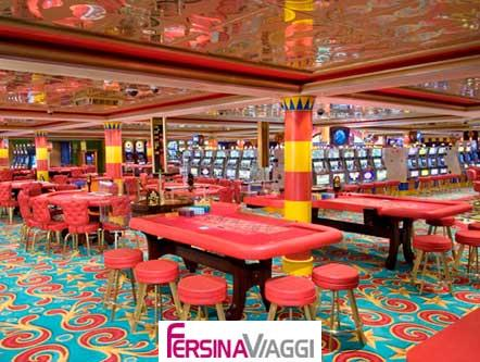 NORWEGIAN JEWEL - casinò