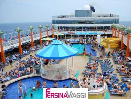 NORWEGIAN JEWEL - ponte 12
