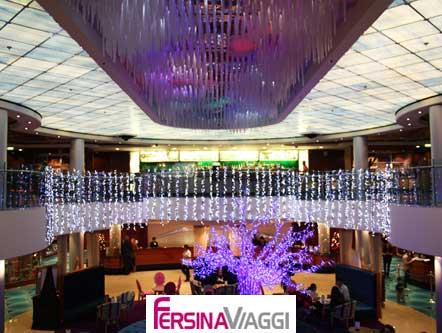 NORWEGIAN JEWEL - reception