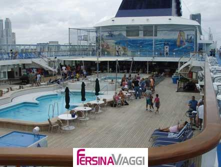 NORWEGIAN SKY - piscine