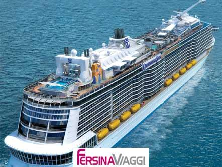 RCCL Anthem of the seas - Esterno