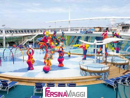 RCCL Liberty of the seas - piscina bambini