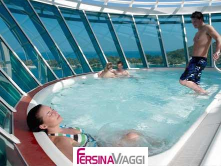 RCCL Liberty of the seas - idromassaggi